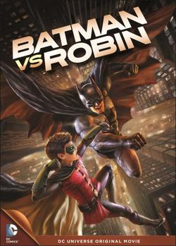 Batman vs. Robin – DVDR1 Latino