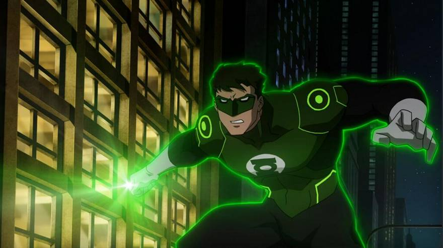 the superman site september 20 2013 look at green lantern in quot justice league war quot