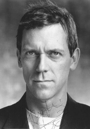 Pierre Watkin Hugh Laurie