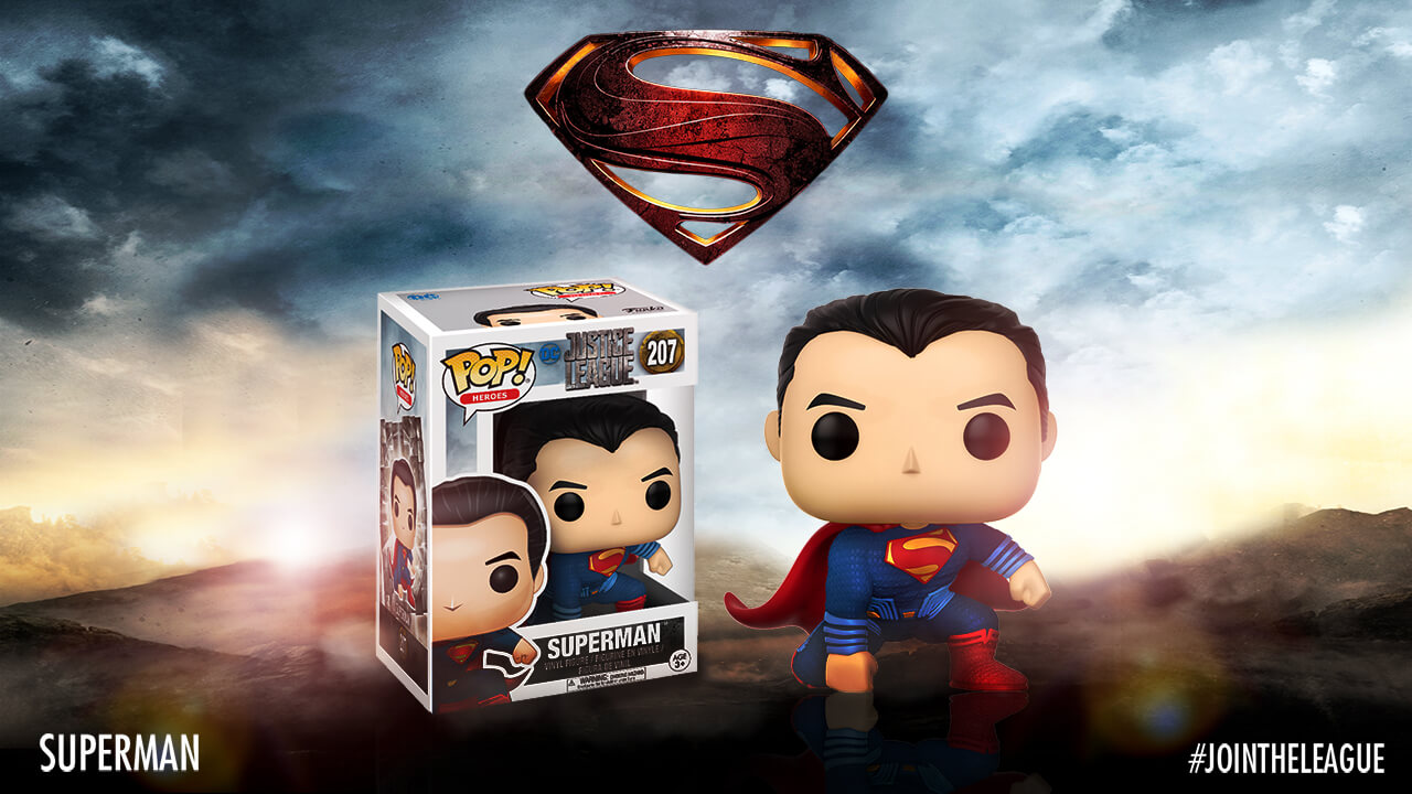 The Superman Super Site April 27 2017 Funko Unveils