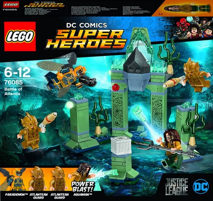 The Superman Super Site - June 29, 2017: LEGO Officially ...