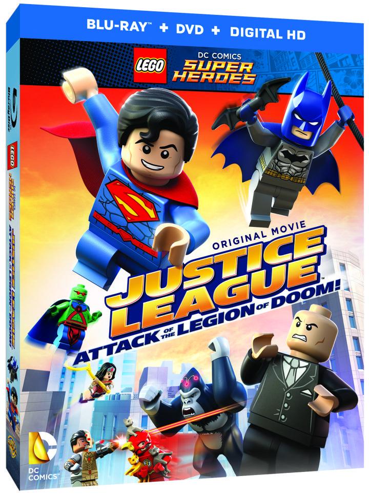 28  2015   quot Justice League  Attack of the Legion of Doom  quot  AnnouncedSuperman Justice League Doom