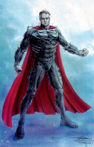 SUPERMAN EN SUPERMAN LIVES DE TIM BURTON - Página 2 Livessuit