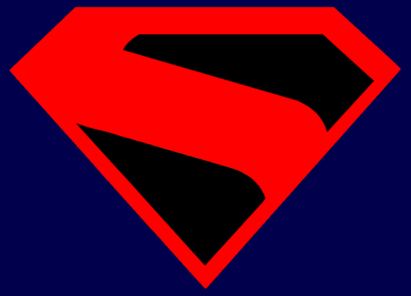 the superman super site quotsquot shields and logos