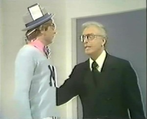 Ludden as Perry White in the 1975 ABC Special 'It's a Bird, It's a Plane, It's Superman!'