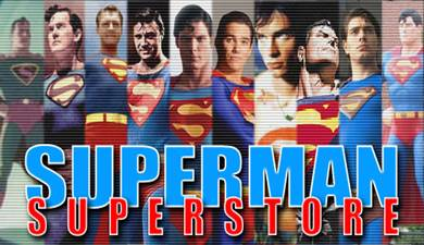 Superman Super Store - The ONLY Superman Store On-Line!