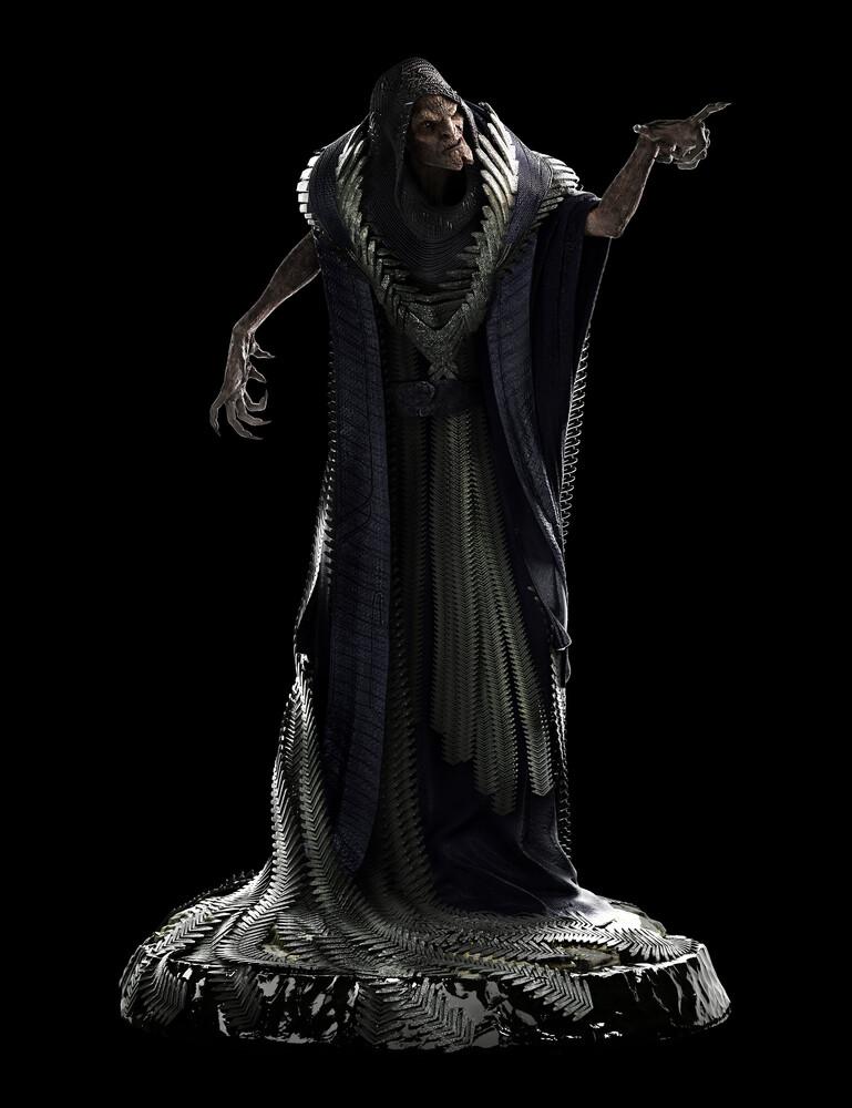 """weta workshop desaad statue 1 - Merchandising de la """"Liga de la Justicia de Zack Snyder"""""""